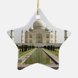 Le Taj Mahal Ornement Étoile En Céramique