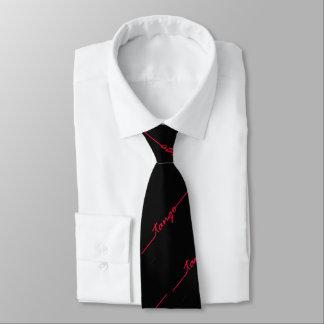 Le tango parfait cravates
