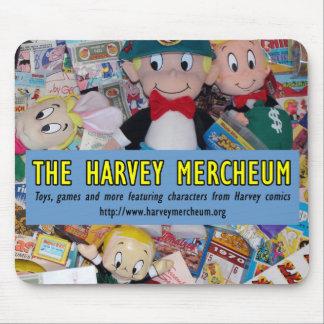 Le tapis de souris de Harvey Mercheum