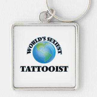 Le tatoueur le plus sexy du monde porte-clefs