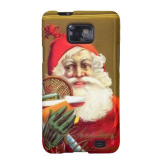 Le téléphone de Père Noël Coques Galaxy SII