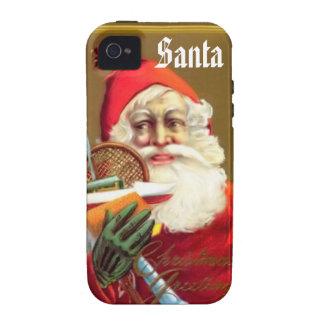 Le téléphone de Père Noël Coque iPhone 4