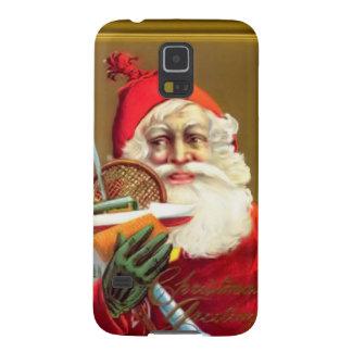 Le téléphone de Père Noël Coques Pour Galaxy S5