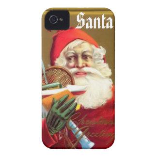 Le téléphone de Père Noël Étui iPhone 4