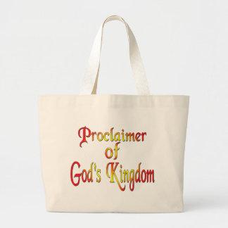 Le témoin de Jéhovah Grand Sac