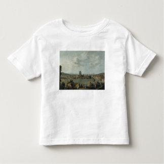 Le temple de Solomon, plaquent 63 des 'vues dans T-shirt Pour Les Tous Petits
