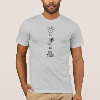 Le temps, c'est de l'argent l'ARGENT LIQUIDE est T-shirt
