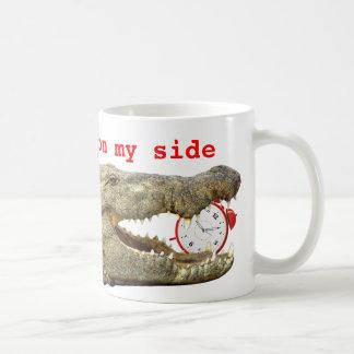 Le temps est de mon côté tasses à café