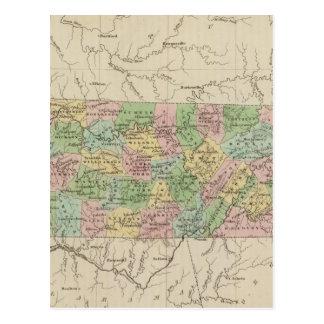 Le Tennessee 4 Carte Postale