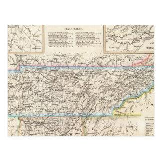Le Tennessee 6 Carte Postale