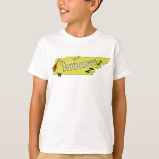 Le Tennessee badine le T-shirt