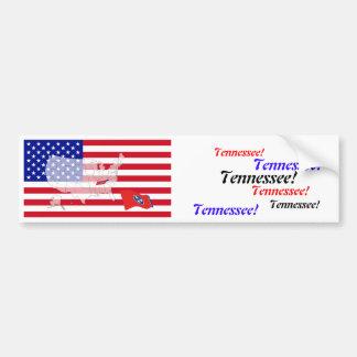 Le Tennessee, Etats-Unis Adhésifs Pour Voiture