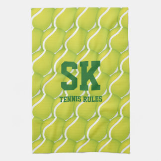 Le tennis ordonne le cadeau de sport de | serviettes éponge
