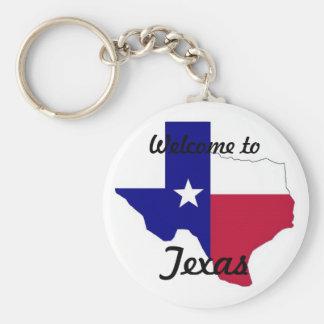 Le Texas Keychian Porte-clés