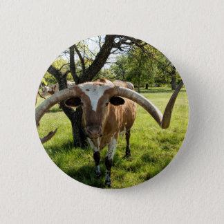 Le Texas Longhorn Taureau Pin's