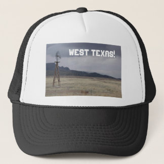 Le Texas occidental ! Casquette