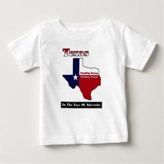 Le Texas se tenant fort T-shirt Pour Bébé