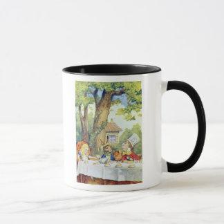 Le thé du chapelier fou tasses
