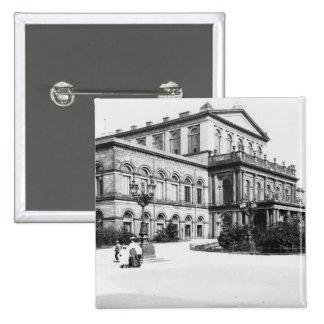 Le théâtre à Hanovre, c.1910 Badges