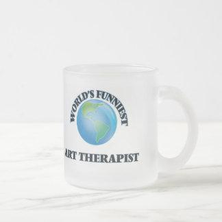 Le thérapeute de l'art le plus drôle du monde tasses
