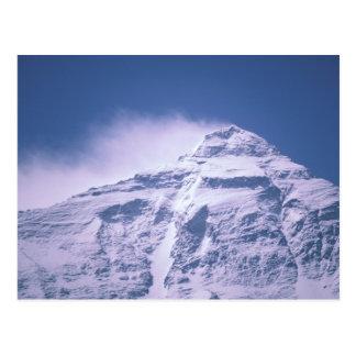 Le Thibet. Le mont Everest Carte Postale