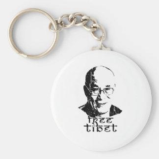 Le Thibet libre Porte-clés