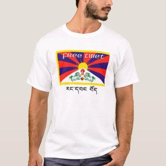 Le Thibet libre T-shirt