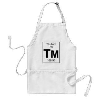 Le TM - Thulium Tablier