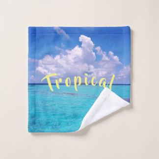 Le Tobago tropical la Caraïbe