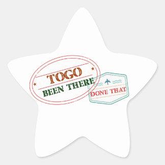 Le Togo là fait cela Sticker Étoile