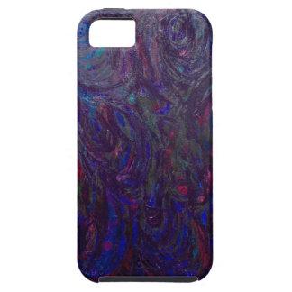 Le torse noir (corps humain abstrait) coques iPhone 5