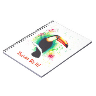 Le toucan le font ! Bloc - notes Carnets