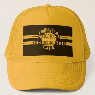 """Le """"tout l'or tout"""" casquette de camionneur"""
