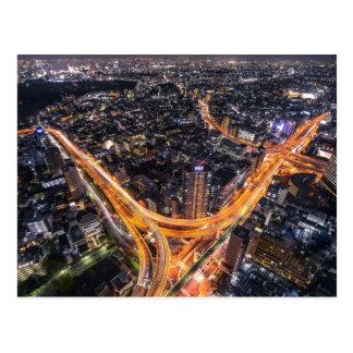 Le trafic de Tokyo Cartes Postales