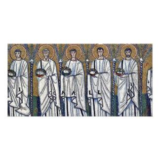 Le train des martyres saints par Meister Von San A Photocartes Personnalisées