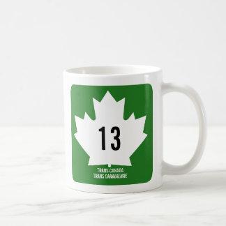 Le Transport-Canada Mug