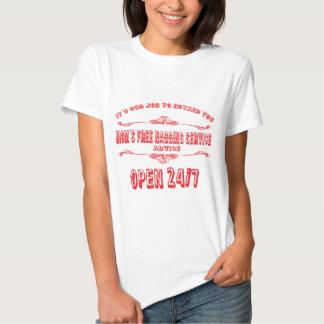 le travail de mamans de vous tracasser t-shirt