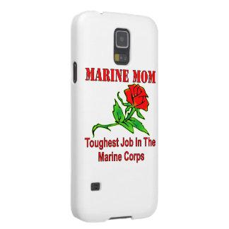 Le travail le plus dur de maman marine d'usmc dans protections galaxy s5
