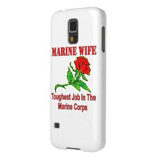 Le travail le plus dur d'épouse marine d'usmc dans protections galaxy s5