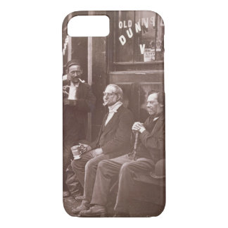 Le travailleur de mur, 1876-77 (woodburytype) coque iPhone 7