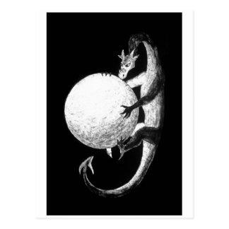 Le trésor du dragon carte postale