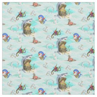 Le trésor du requin tissu