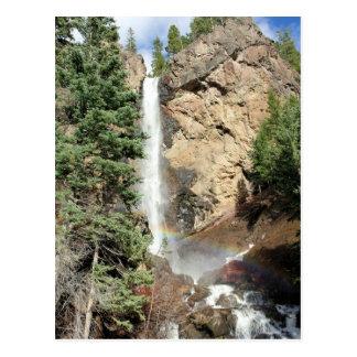 Le trésor tombe - le Colorado - carte postale