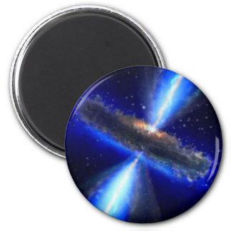 Le trou noir de NASAs suce tout l'Ae01f Aimant