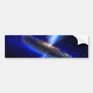 Le trou noir de NASAs suce tout l'Ae01f Autocollant De Voiture