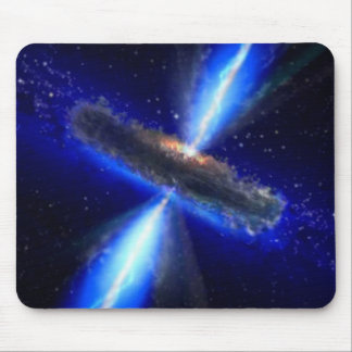 Le trou noir de NASAs suce tout l'Ae01f Tapis De Souris