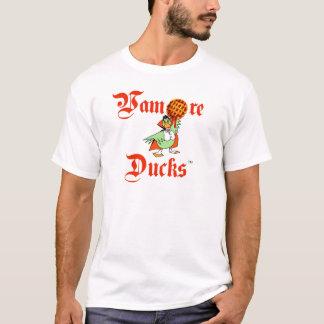 Le vampire penche le T-shirt de logo