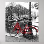 Le vélo rouge 1