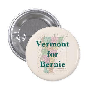 Le Vermont pour Bernie 2016 Pin's
