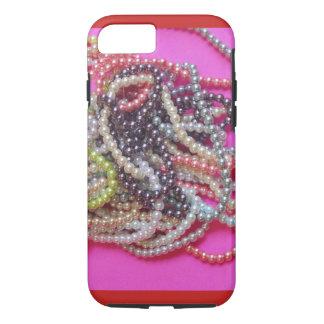 Le verre perle l'iPhone/coque ipad d'Apple Coque iPhone 8/7